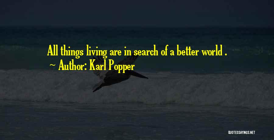 Karl Popper Quotes 716633