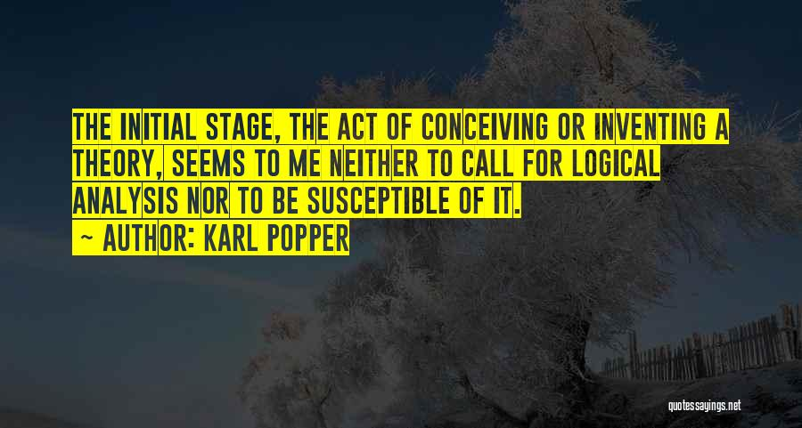 Karl Popper Quotes 810367