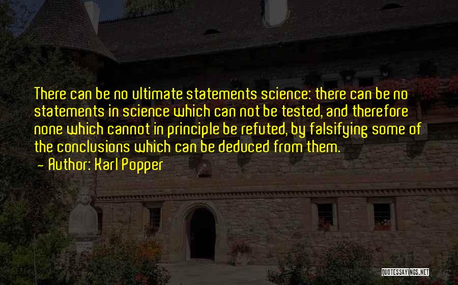 Karl Popper Quotes 817881