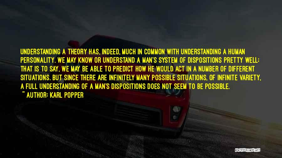 Karl Popper Quotes 913311