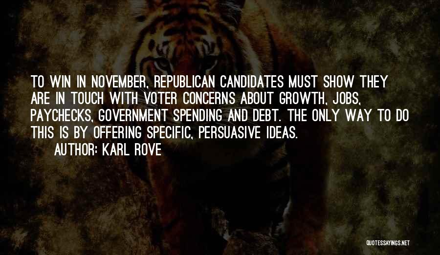 Karl Rove Quotes 591427
