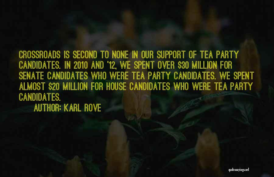 Karl Rove Quotes 707818