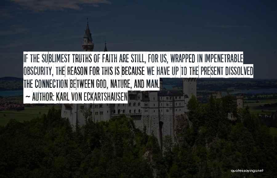 Karl Von Eckartshausen Quotes 2237379