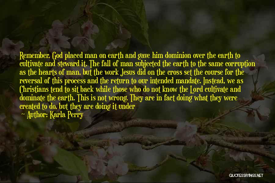 Karla Perry Quotes 1991294