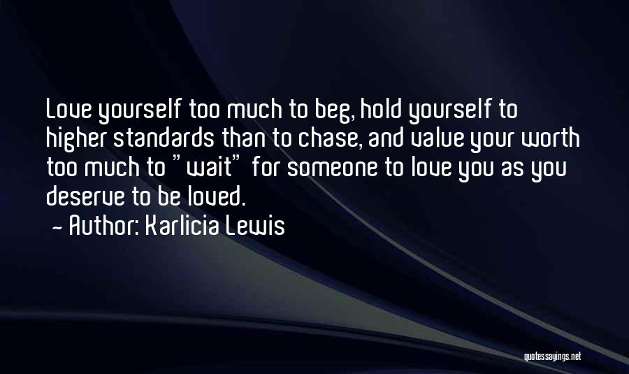 Karlicia Lewis Quotes 833758