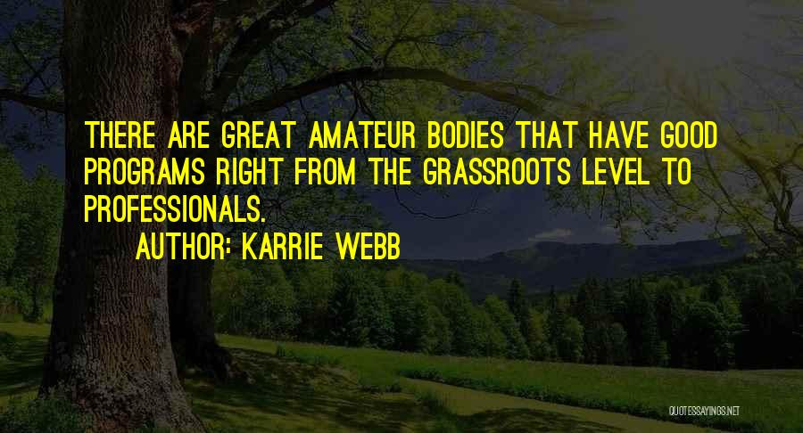 Karrie Webb Quotes 1502928