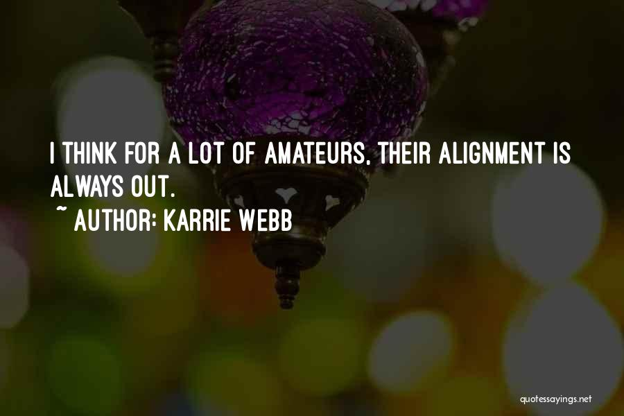Karrie Webb Quotes 1513897
