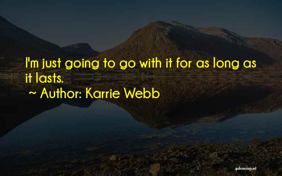 Karrie Webb Quotes 2268910