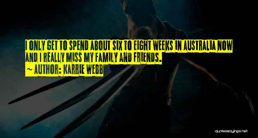 Karrie Webb Quotes 389742