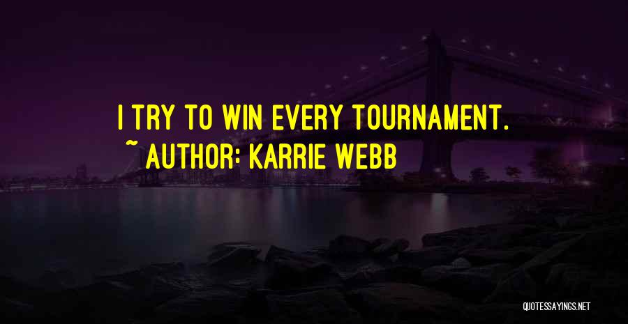 Karrie Webb Quotes 406714