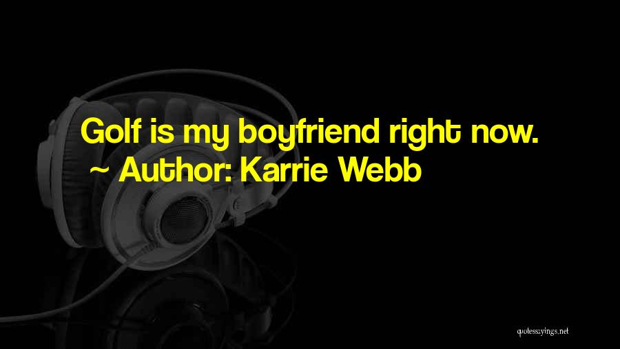 Karrie Webb Quotes 549616