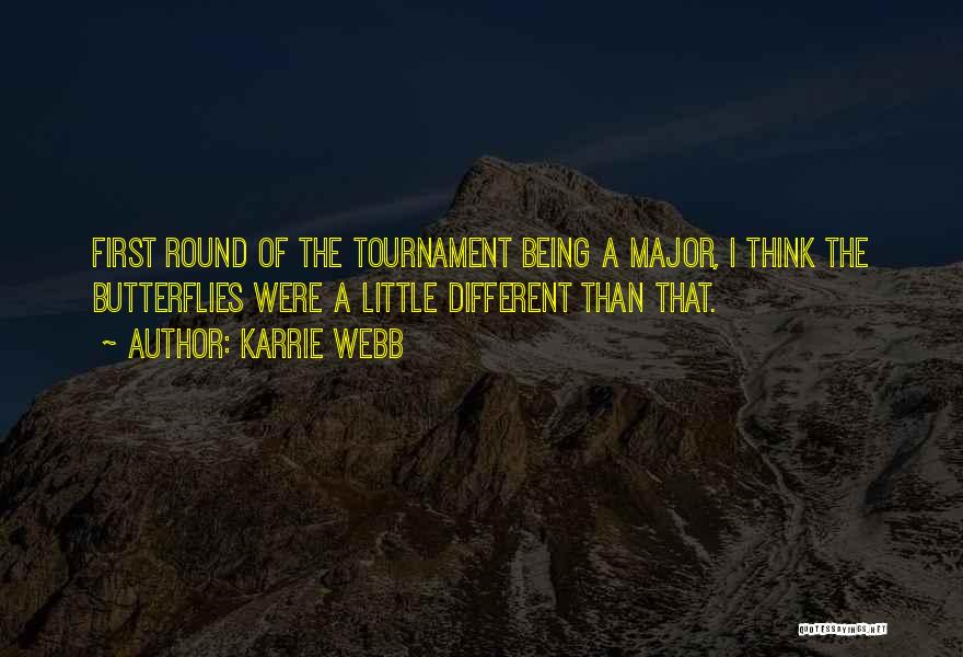 Karrie Webb Quotes 86238
