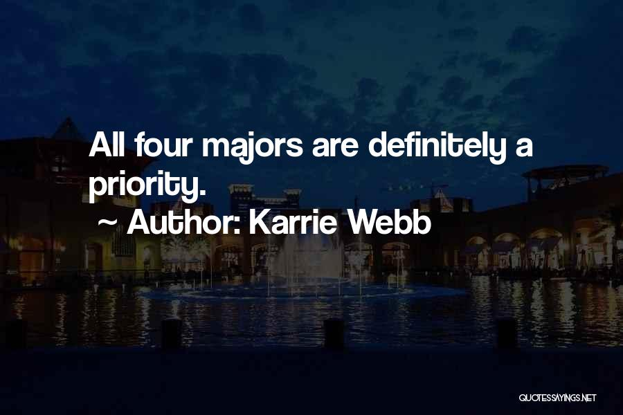 Karrie Webb Quotes 864475