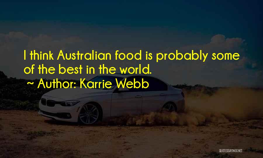 Karrie Webb Quotes 924914