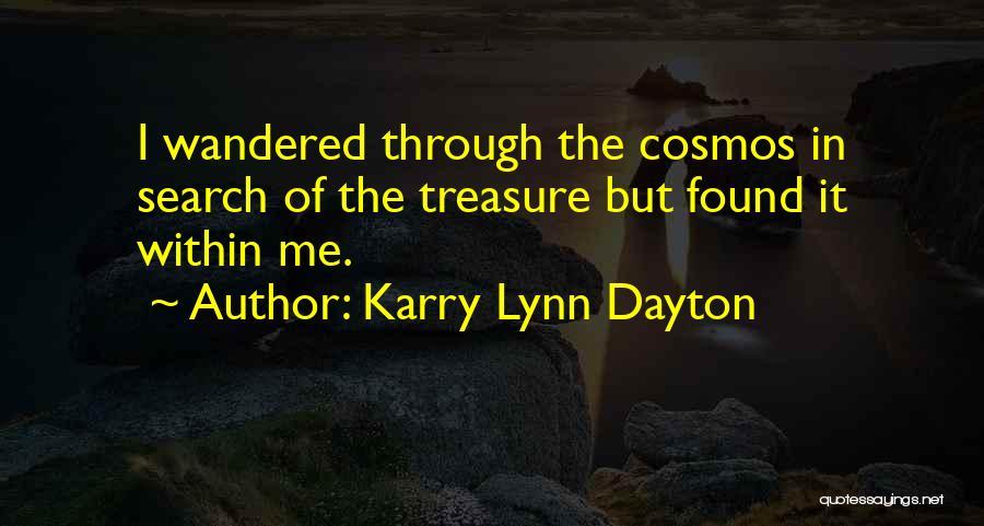 Karry Lynn Dayton Quotes 1893190