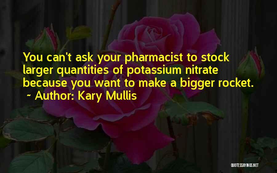 Kary Mullis Quotes 2003567