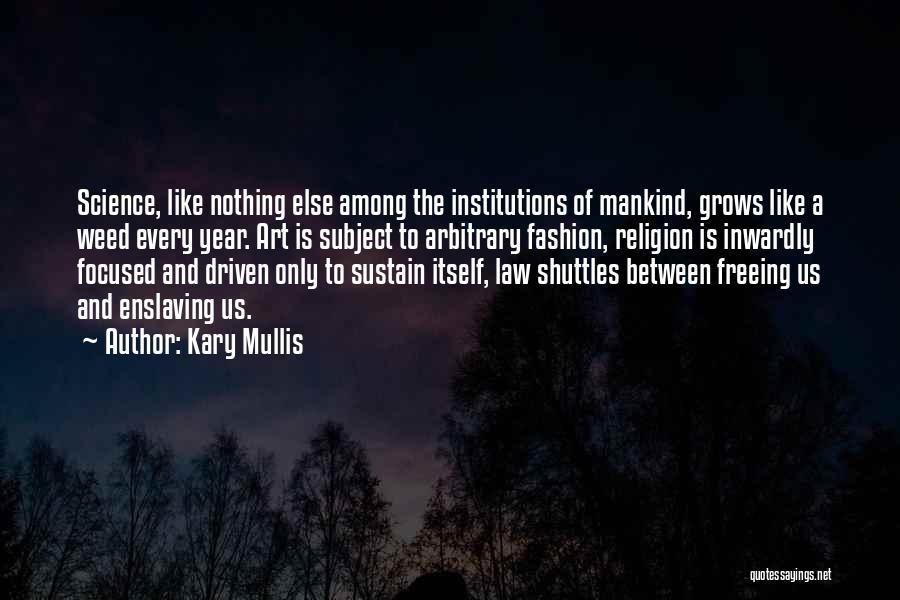 Kary Mullis Quotes 202906