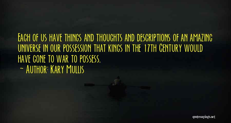 Kary Mullis Quotes 214193