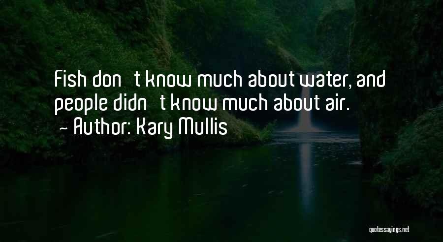 Kary Mullis Quotes 332332