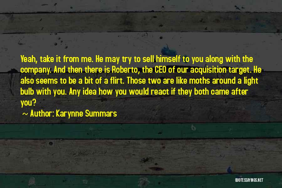 Karynne Summars Quotes 143758