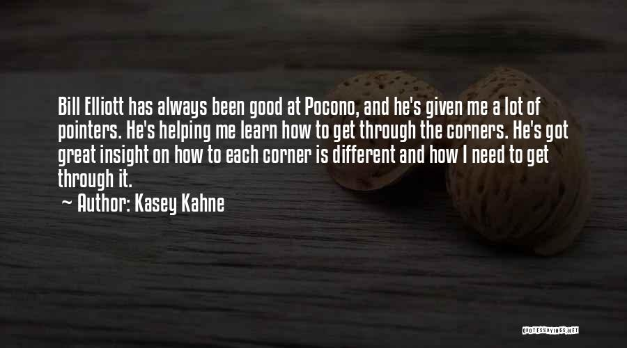 Kasey Kahne Quotes 1313676