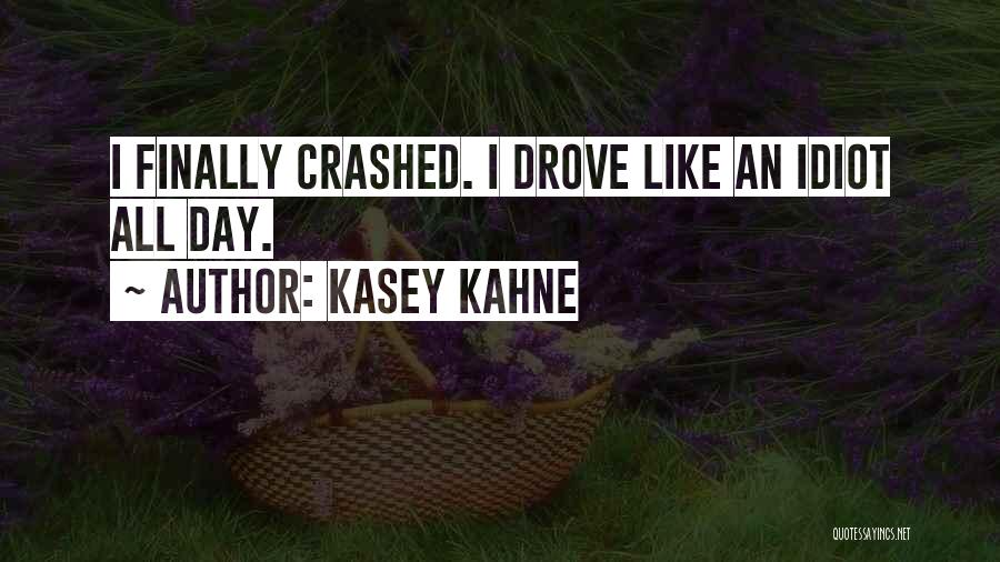 Kasey Kahne Quotes 1905056