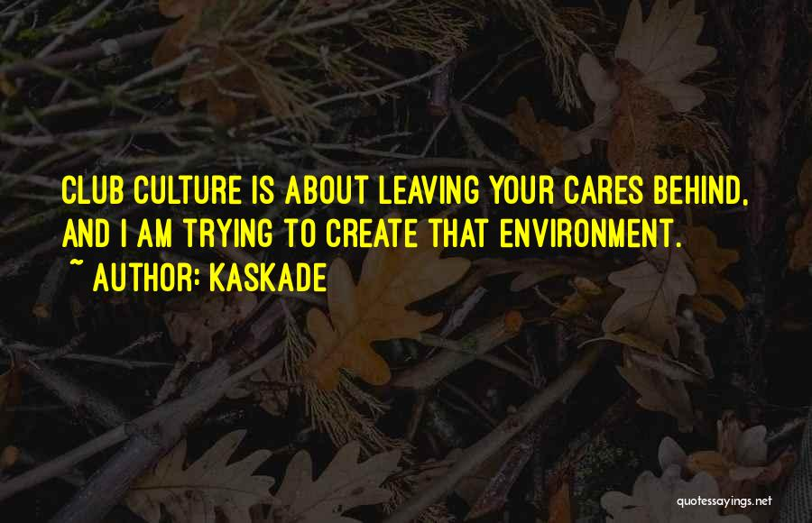 Kaskade Quotes 1012525