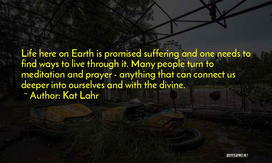 Kat Lahr Quotes 221812