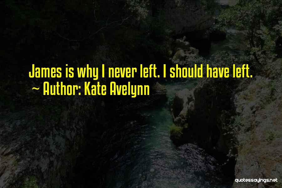 Kate Avelynn Quotes 405311