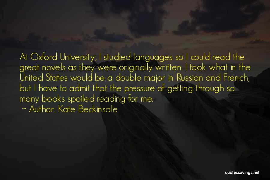 Kate Beckinsale Quotes 1032074