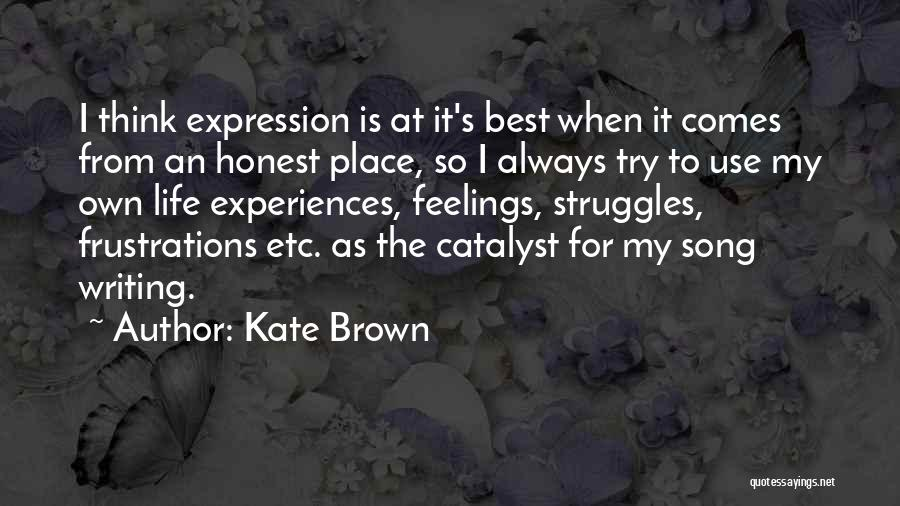 Kate Brown Quotes 1786494