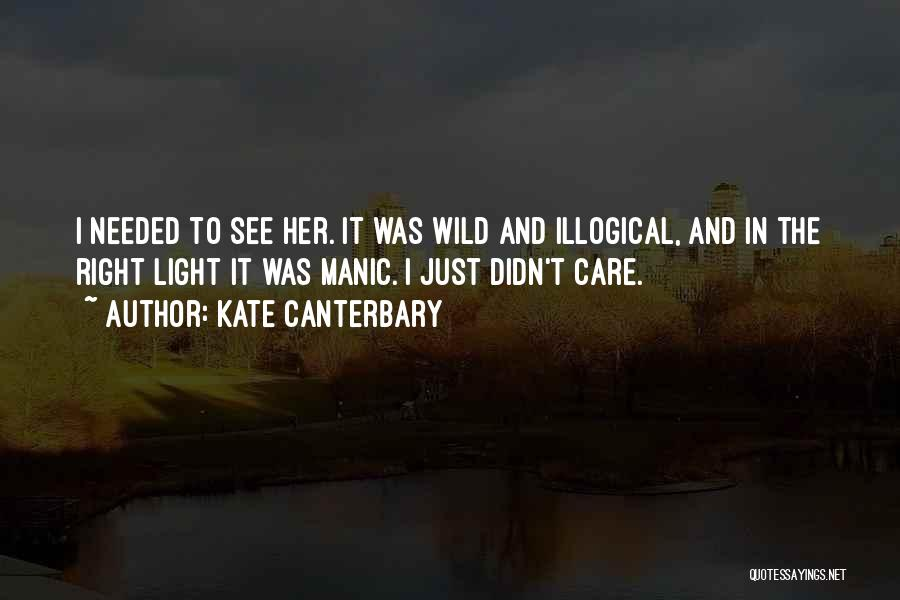 Kate Canterbary Quotes 2026947