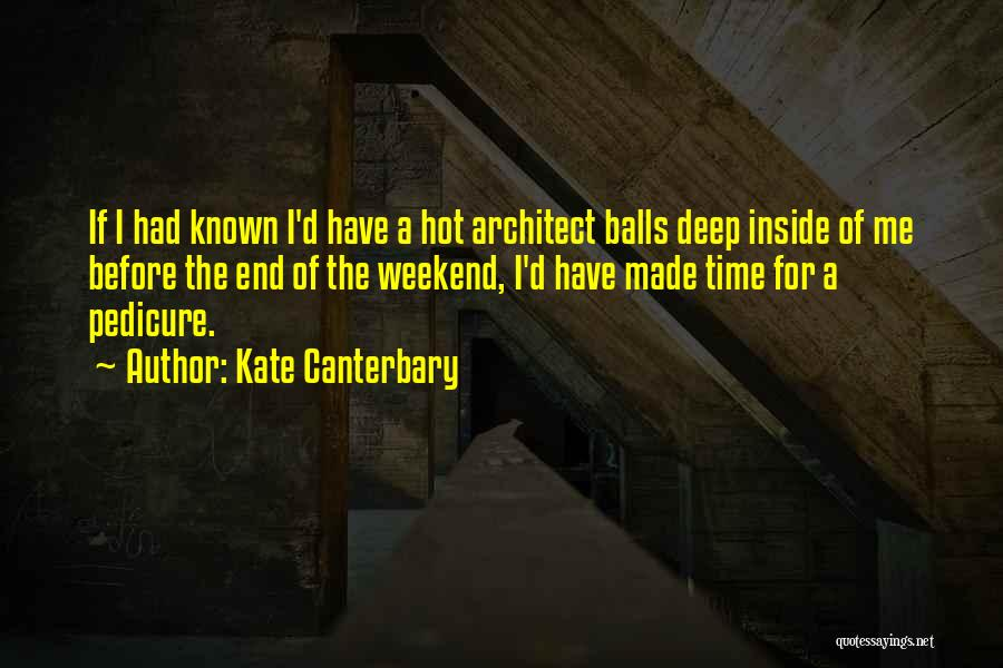 Kate Canterbary Quotes 2175138