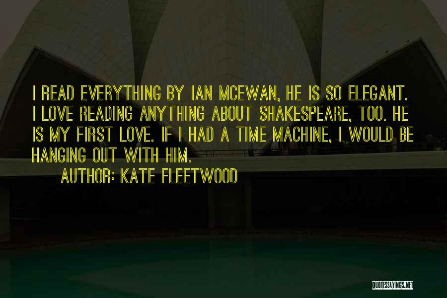 Kate Fleetwood Quotes 1526443