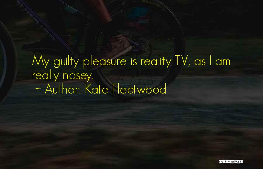 Kate Fleetwood Quotes 1613537