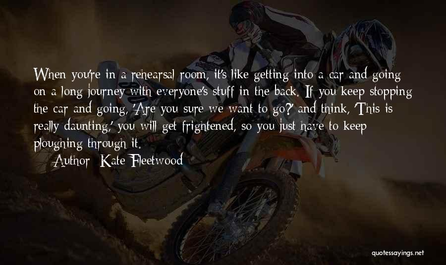 Kate Fleetwood Quotes 433660