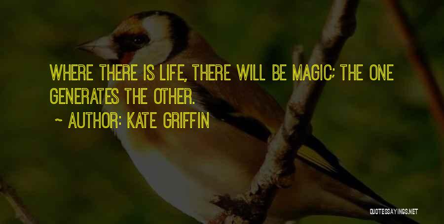 Kate Griffin Quotes 1127642