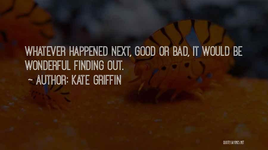 Kate Griffin Quotes 1180995