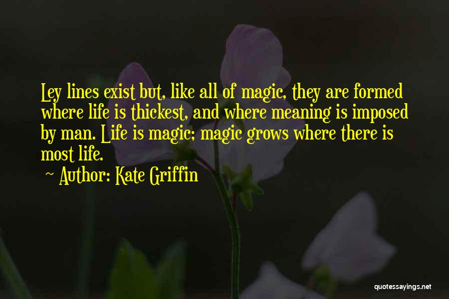 Kate Griffin Quotes 1530202