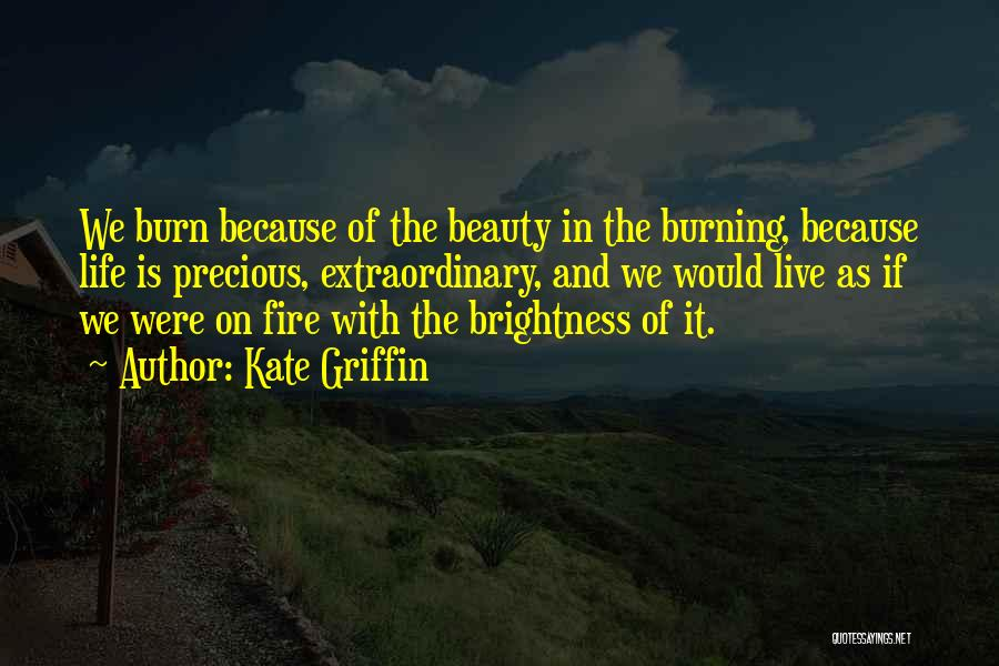 Kate Griffin Quotes 166976