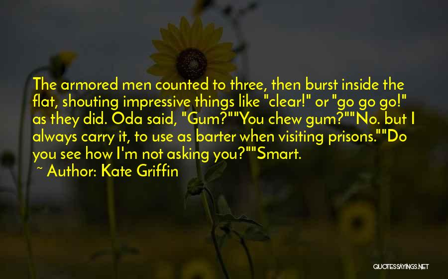 Kate Griffin Quotes 1802560