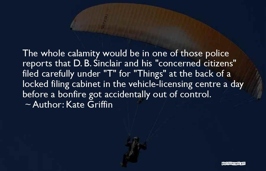 Kate Griffin Quotes 1968597