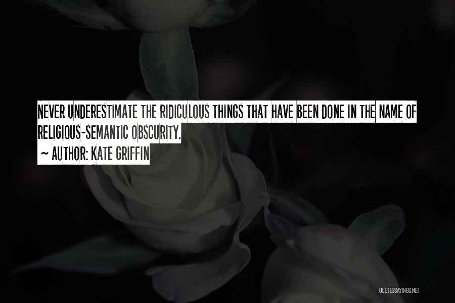Kate Griffin Quotes 216957