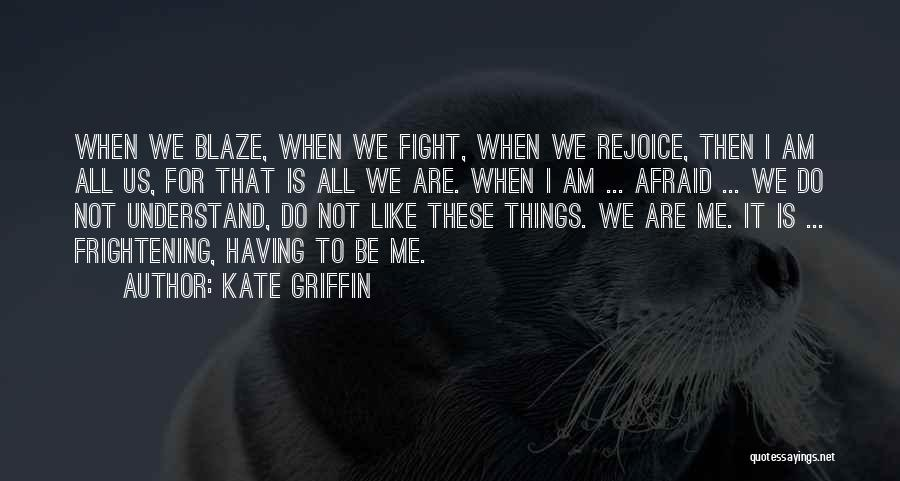 Kate Griffin Quotes 2200159