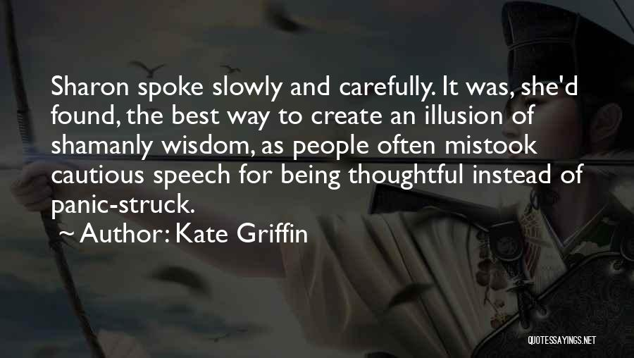 Kate Griffin Quotes 240311