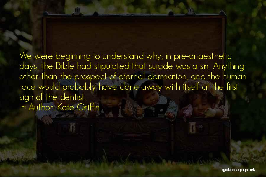 Kate Griffin Quotes 285216