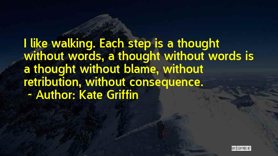 Kate Griffin Quotes 287254