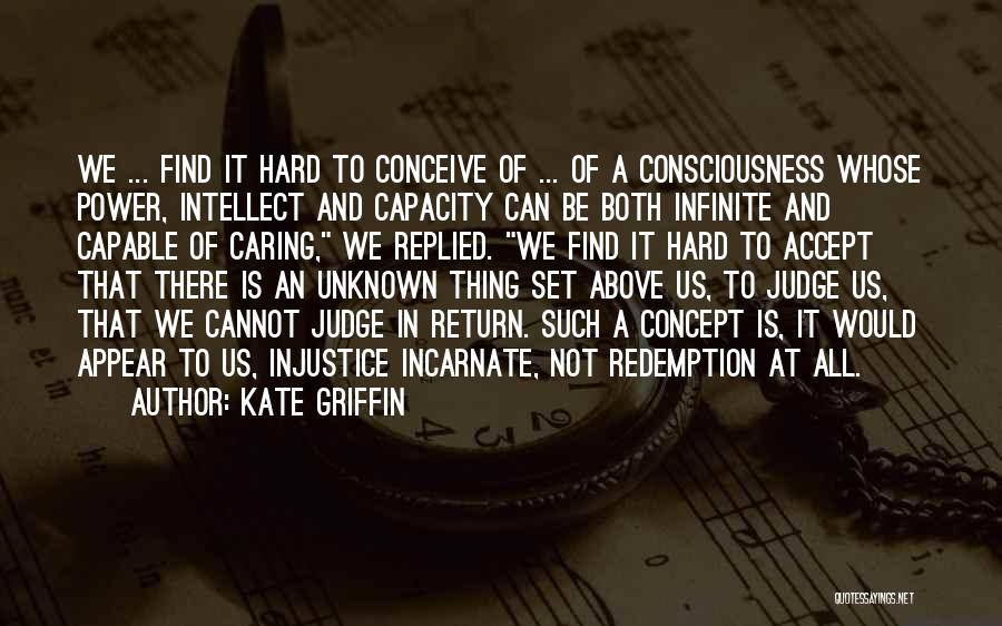 Kate Griffin Quotes 718909