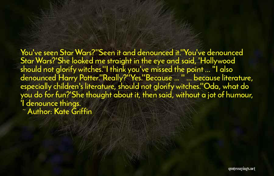 Kate Griffin Quotes 750634