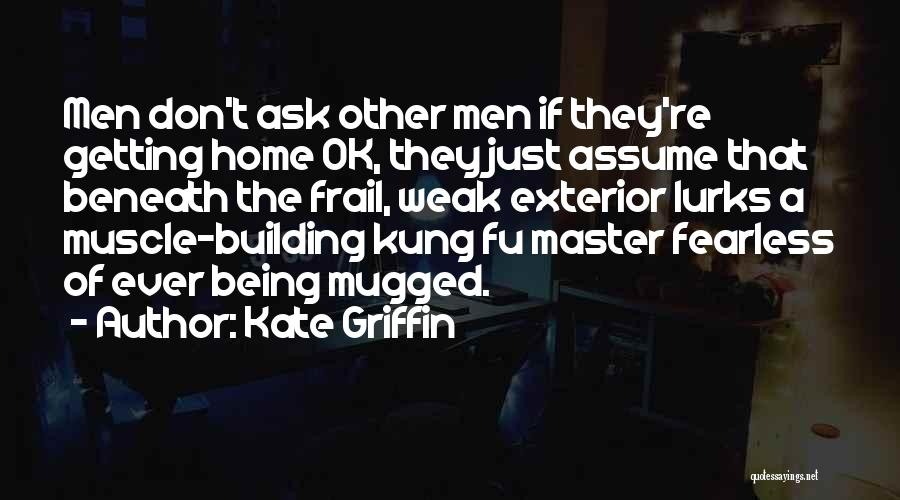 Kate Griffin Quotes 801421
